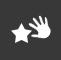 Symbol graficzny: Materiały do dotykania