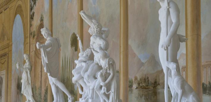 Królewska Galeria Rzeźby Stanisława Augusta w Starej Oranżerii