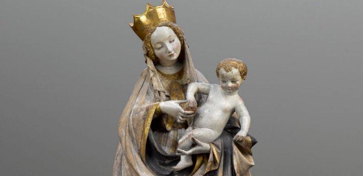 Piękna Madonna z Wrocławia