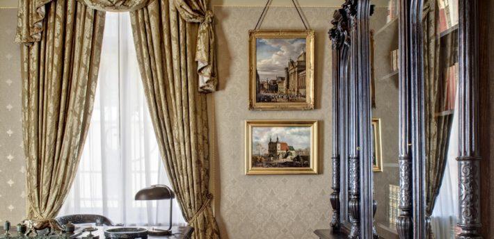 Gabinet w Pałacu Herbsta