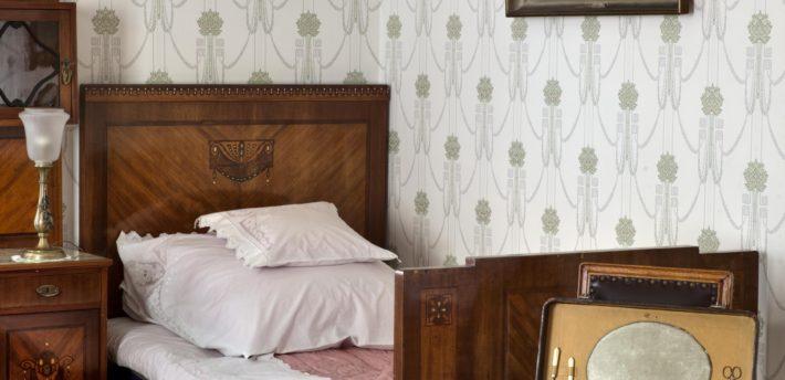 Pokój gościnny w Pałacu Herbsta