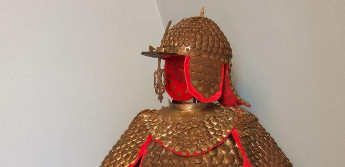Karacena – rekonstrukcja współczesna